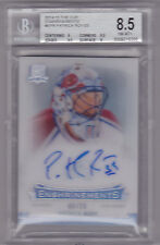 PATRICK ROY 2014-15 The Cup Enshrinements On-Card Auto #D 5/25 BGS 8.5 Avalanche
