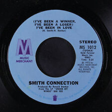 SMITH CONNECTION: I've Been In Love / I Can't Hold On Much Longer 45 Soul