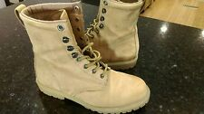 LAND ROVER WOMEN'S TAN  Waterproof WORK BOOTS SIZE  8