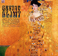 Gustav Klimt: Art Nouveau and the Vienna Secessionists by Michael Kerrigan (Hard