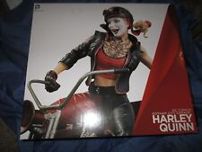 Gotham City Garage Harley Quinn Statue UK Seller