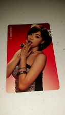 T-ara eunjung Bo peep Bo peep japan jp official photocard card Kpop K-pop