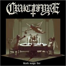 CRUCIFYRE - Black Magic Fire CD