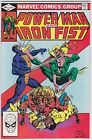 Power Man And Iron Fist #84 NM- 9.2 Sabretooth The Constrictor!