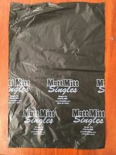 New Mutt Mitt Single Ply Dog Waste / Poop Pick Up Bag, 200-Count Poopy Diapers