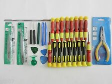30-P Torx T2 T3 T4 T5 T6 T8 T10 Pentalobe Screwdrivers Repair Kit Tool Set Tools