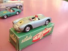 Solido Ref 101c Porsche Spider 550 / 1500 RS SPYDER near Mint in original box