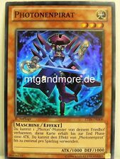 Yu-Gi-Oh - 1x Photonenpirat - ZTIN - 2013 Zexal Collection Tin - Super Rare