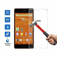 100% Genuine Tempered Glass Film Screen Protector Sony Xperia Z4 Compact Mini