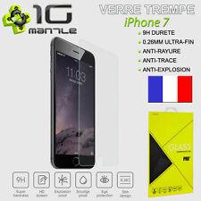 """Protection/Protege Ecran Vitre/Verre Trempé/Blindé 9H APPLE iPHONE 7 4.7"""""""