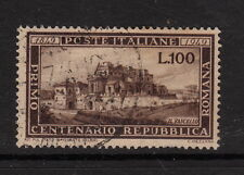 ITALY : 1949 Centenary of the Roman Republic SG 726  used