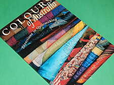 COLOURS OF AUSTRALIA - Directions in Quiltmaking - by The Quilter's Guild