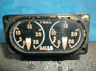 ww2 raf spitfire hawker fuel gauge