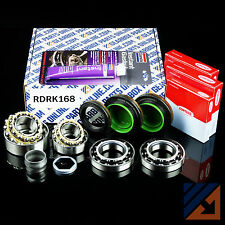 BMW 1 series E87 Type 168 diff differential bearings oil seals kit