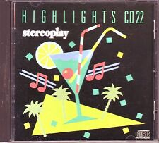 STEREOPLAY - Highlights CD 22 - rare audiophile CD 1987