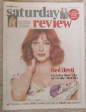 Christina Hendricks – Times Saturday Review – 9 August 2014