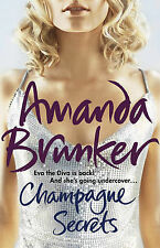 "Champagne Secrets Amanda Brunker ""AS NEW"" Book"