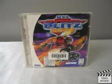 NFL Blitz 2000 (Sega Dreamcast, 1999)