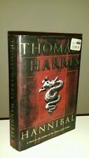 """HANNIBAL"" BY THOMAS HARRIS (HARDCOVER,  1999)"