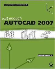 Just Enough AutoCAD 2007-ExLibrary