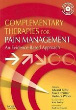 Complementary Therapies for Pain Management: An Evidence-Based Approac-ExLibrary