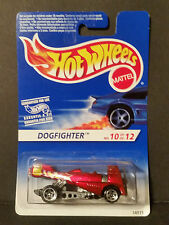 1996 Hot Wheels First Editions 10/12 : Dogfighter - 14915 ( Spanish )