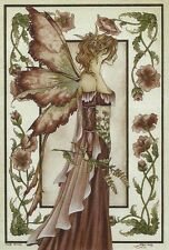 FAERY BRIDE Fairy Sticker Car Decal Amy Brown renaissance pink rose faerie