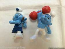 The Smurfs Movie Happy Meal PVC Set Peyo McDonalds 2011