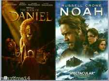 The Book Of Daniel & Noah NEW DVD'S FAST FREE SHIPPING!