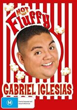 Gabriel Iglesias - Hot And Fluffy (DVD, 2010) BRAND NEW COMEDY!