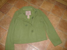 ABERCROMBIE & FITCH LADIES JACKET,SIZE L,G/C,DESIGNER LADIES JACKET/COAT