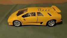 Burago 1990 Lamborghini Diablo 1:18 Diecast Car