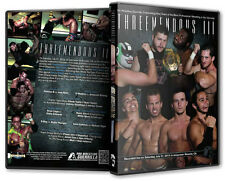 Official PWG Pro Wrestling Guerrilla - Threemendous III Event DVD