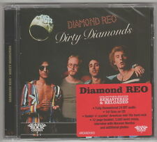 DIAMOND REO 'DIRTY DIAMONDS' KILLER HARD ROCK '76 ROCK CANDY REISSUE 2013 NEW!