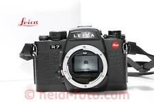 Leica Leitz R7 SLR analoge Spiegelreflexkamera Body/Gehäuse im Etui Ser.2181579