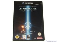 ## Star Wars: Jedi Outcast Jedi Knight 2 Nintendo GameCube / GC Spiel - TOP ##