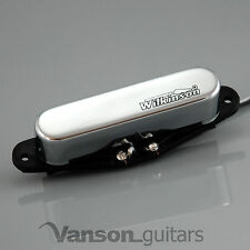 NEW Wilkinson 60's Vintage Voice Pickup for Tele®* guitars, Chrome MWVTN Neck
