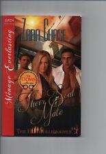 Their Soul Mate Bk. 5 by Zara Chase (2012, Paperback) Menage Siren Publishing