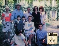 MIOU-MIOU MICHEL PICCOLI MILOU EN MAI 1990 PHOTO D'EXPLOITATION VINTAGE #8
