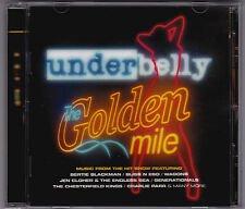 Underbelly - The Golden Mile - CD (2010 Sony Channel 9 Australia)