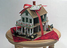 THE WINTERBERRY -  Doll House For You Doll House Unpainted Plastic Kit GL3424