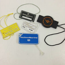 Chopard, Frederique Constant, Invicta, Sthurling and Technomarine labels (S/R)