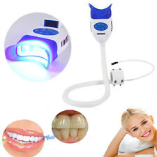 Dental Chair Teeth Whitening Cold LED Light Lamp Bleaching Accelerator Holding +