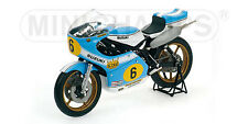MINICHAMPS 122 750006 SUZUKI XR14 race bike Barry Sheene Assen GP 1975 1:12th