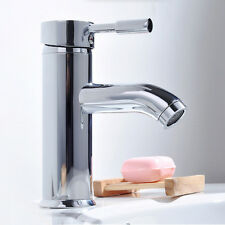 Hot/Cold Plating Chrome Water Taps Basin Wash Basin Faucet For Kitchen Bath