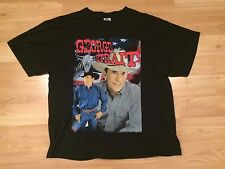 2008 GEORGE STRAIT CONCERT TOUR T SHIRT MENS XL LITTLE BIG TOWN COUNTRY MUSIC