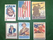 1/6 WW2 custom US diorama kitbash posters lot