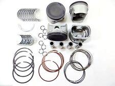 Premium Engine Bearings+Pistons+Rings for 03-06 Nissan 1.8L Sentra 16V QG18DE