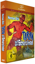 """TARZAN auf der Schatzinsel - mit Johnny Weissmüller's Konkurrent """"Herman Brix"""""""