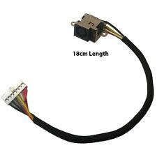Dc Jack Socket y de alambre de cable dw200 Hp Pavilion Dv7-6000 639402-001 50.4 rn09.001